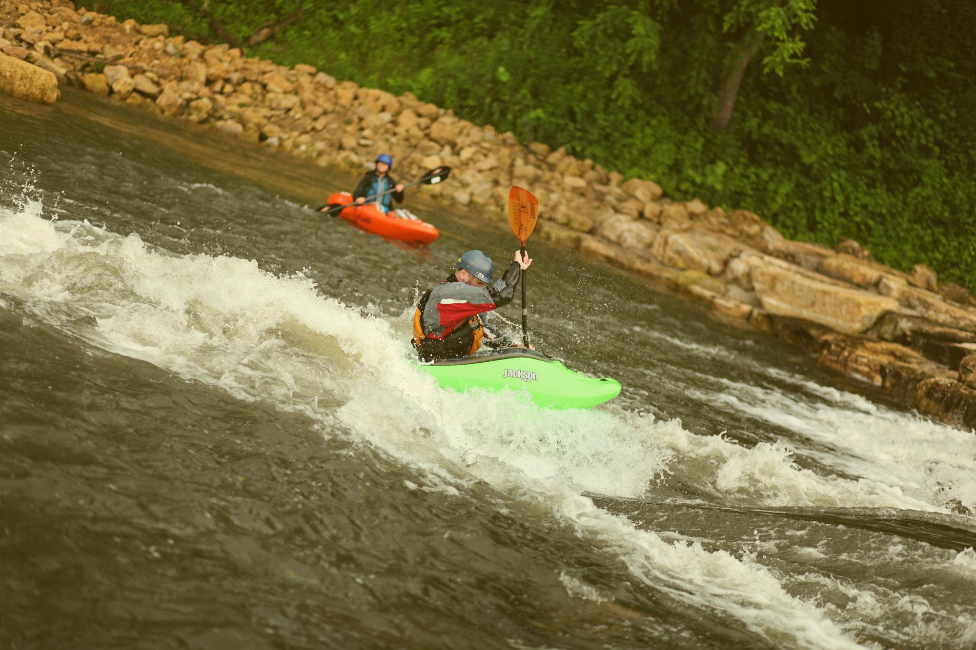 Delco-rapids