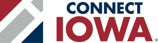Connected Iowa Logo